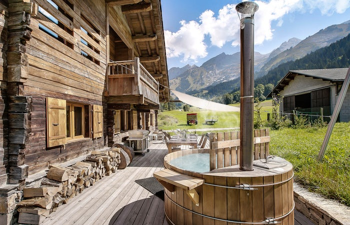 Chalet Patagonia Best Prices Official Site