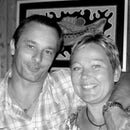 Owners - Françoise and Xavier