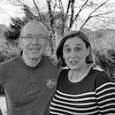 Owners - Véronique and François